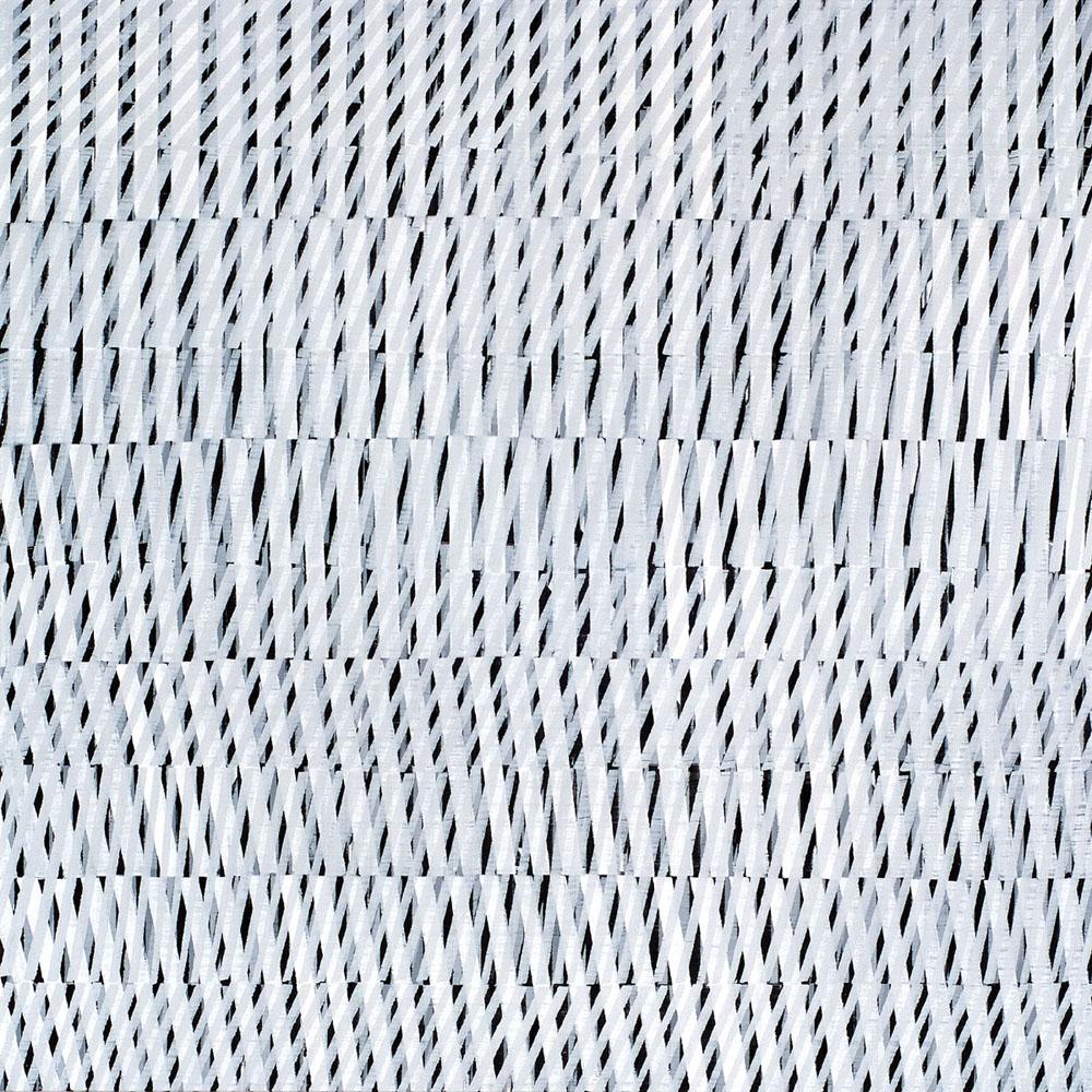 Nikola Dimitrov, Nocturne III 2014, Pigmente, Bindemittel auf Leinwand, 100 × 100 cm