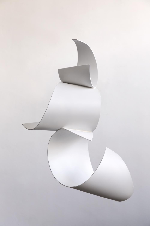 Nikola Dimitrov, Synapsen 2010, Pigmente, Bindemittel auf Leinwand, 93 ×80 cm